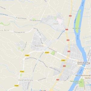 roquetes google maps