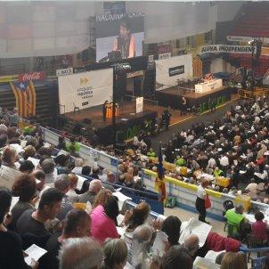 Panoràmica de l'Assemblea Nacional Catalana del 17 d'abril del 2016 a Manresa foto4