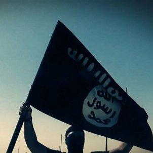 estat islamic bandera gran