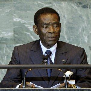obiang onu Guinea Equatorial