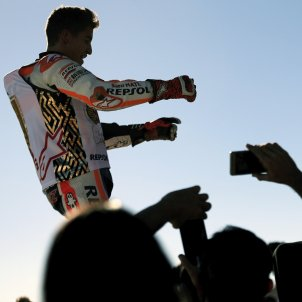 Marc Márquez GP València EFE
