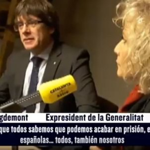 Entrevista Puigdemont Informe Semanal