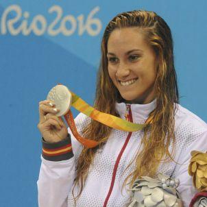 Sarai Gascón Jocs Paralímpics Rio 2016 Efe 3
