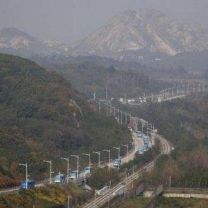 zona desmilitarizada corea reuters
