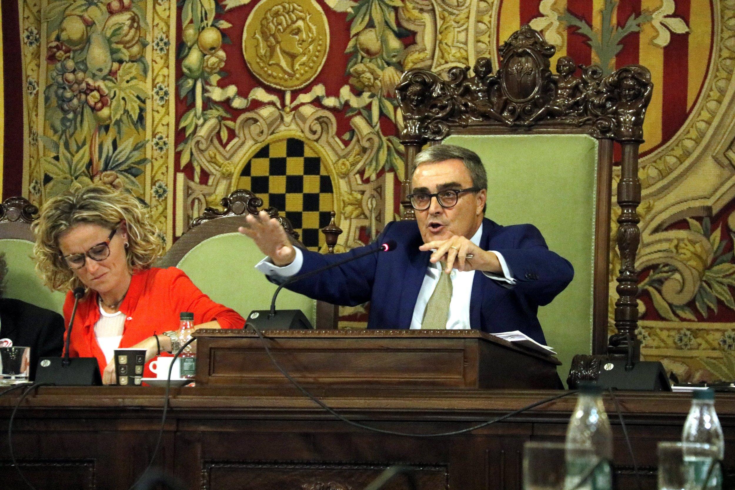 L'alcalde de Lleida, Àngel Ros / ACN