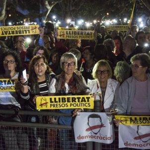 Parlament Presos Politics Manifestació - Sergi Alcazar