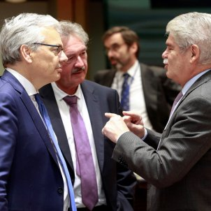 dastis Reynders Asselborn ministres exteriors europa - efe