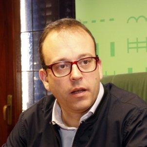 l'alcalde de Mollerussa, Marc Solsona / ACN