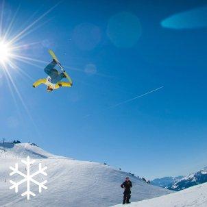 Pistes esquí Autor Max Pixel
