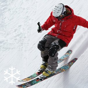 Pistes esquí Autor Pixabay