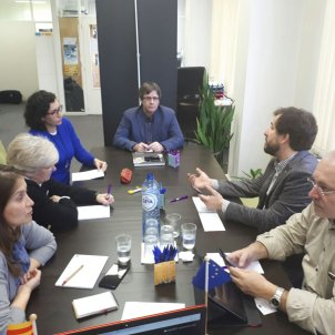 Reunió Govern i Marta Rovira
