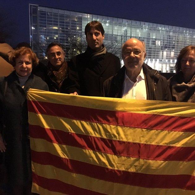 Terricabras Tremosa Soler Alliberament polítics Estarsburg - @jmterricabras