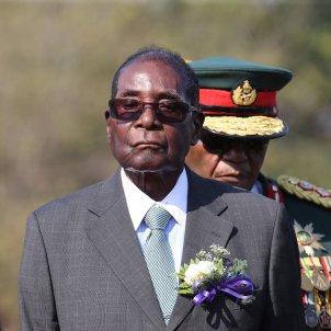 robert mugabe zimbabue efe