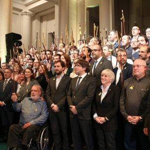 Alcaldes a Brussel·les ACN