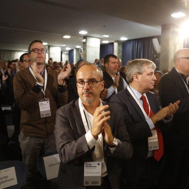 Carles Campuzano Consell Nacional PDeCat- Sergi Alcàzar
