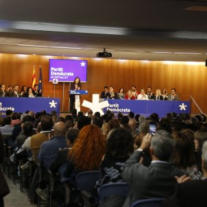 Consell Nacional PDeCat- Sergi Alcàzar