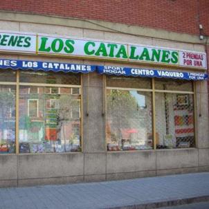 Los catalanes