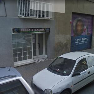 mesquita violació Barcelona / Google Maps