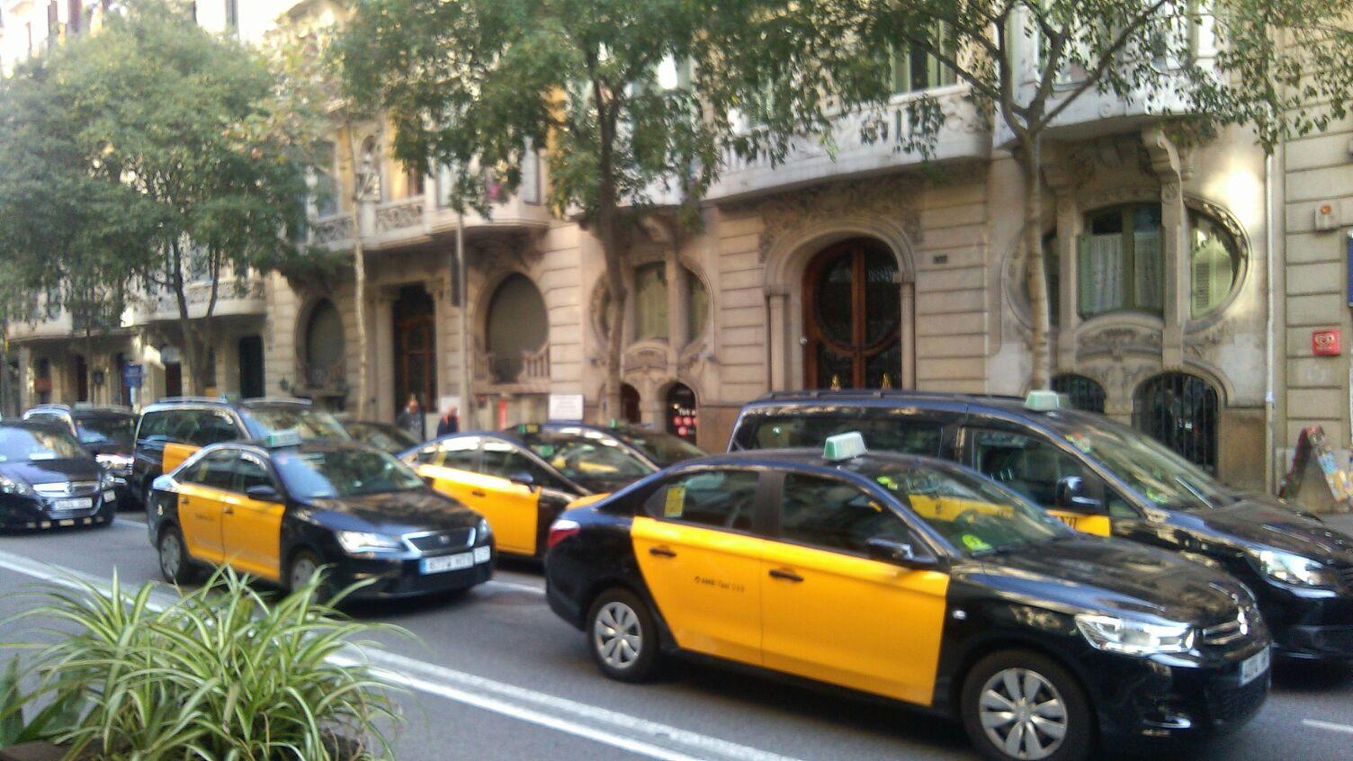 taxistes delegació del govern espanyol gustau nerín 2