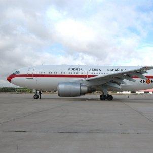 avio exercit aire oficial rey foto defensa
