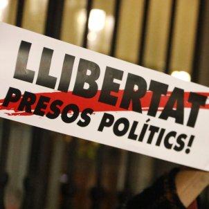 Llibertat presos polítics Barcelona - ACN