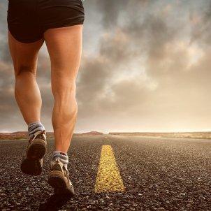 correr deporte