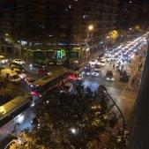embús trànsit mani taxistes Barcelona