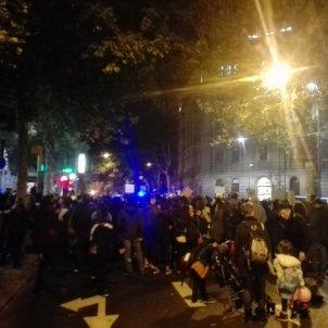 manifestació violacio sanfermines - @montsemartisala