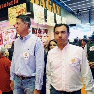 Fernando Martinez-Maillo albiol mercat - efe