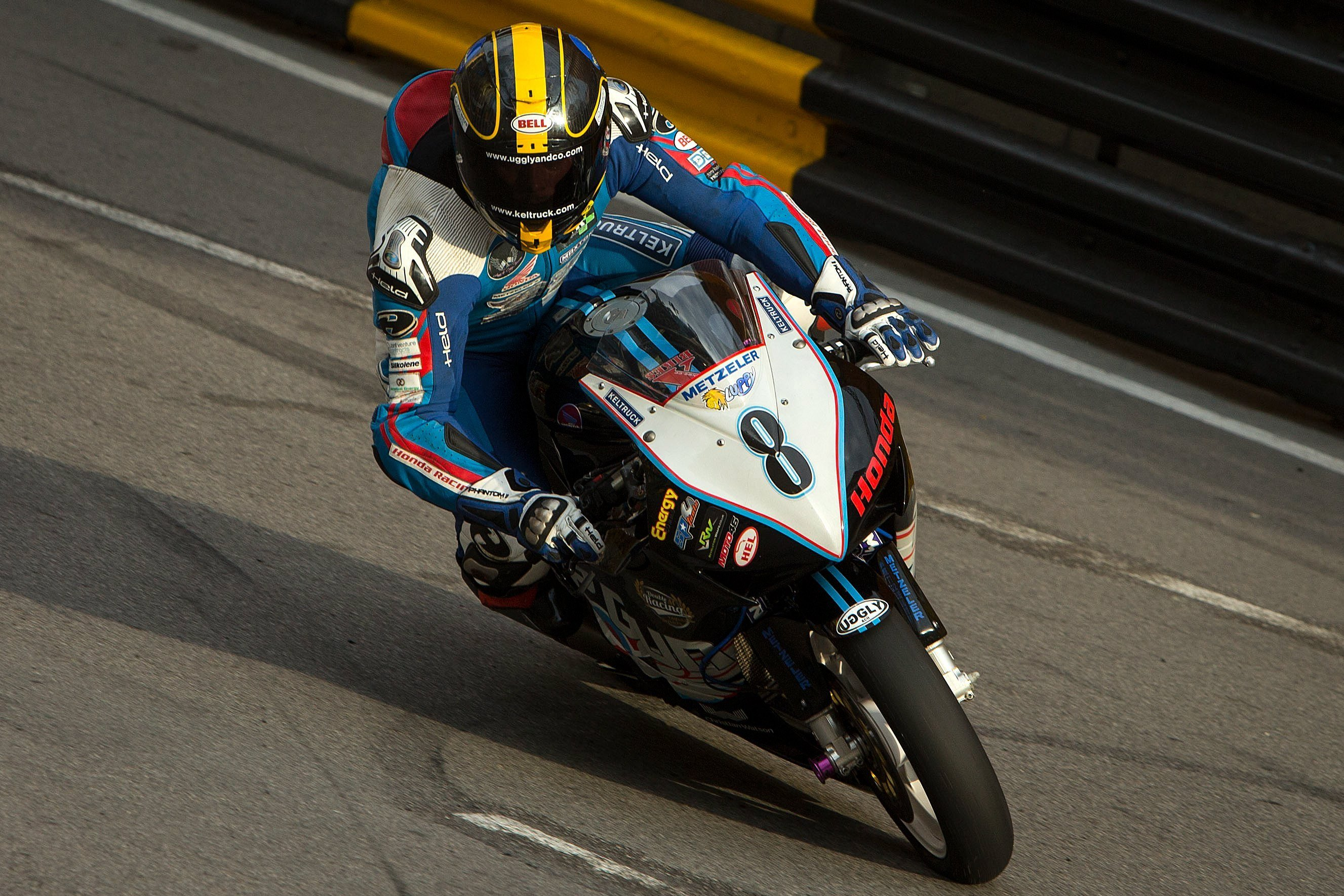 Hegarty GP Macau EFE