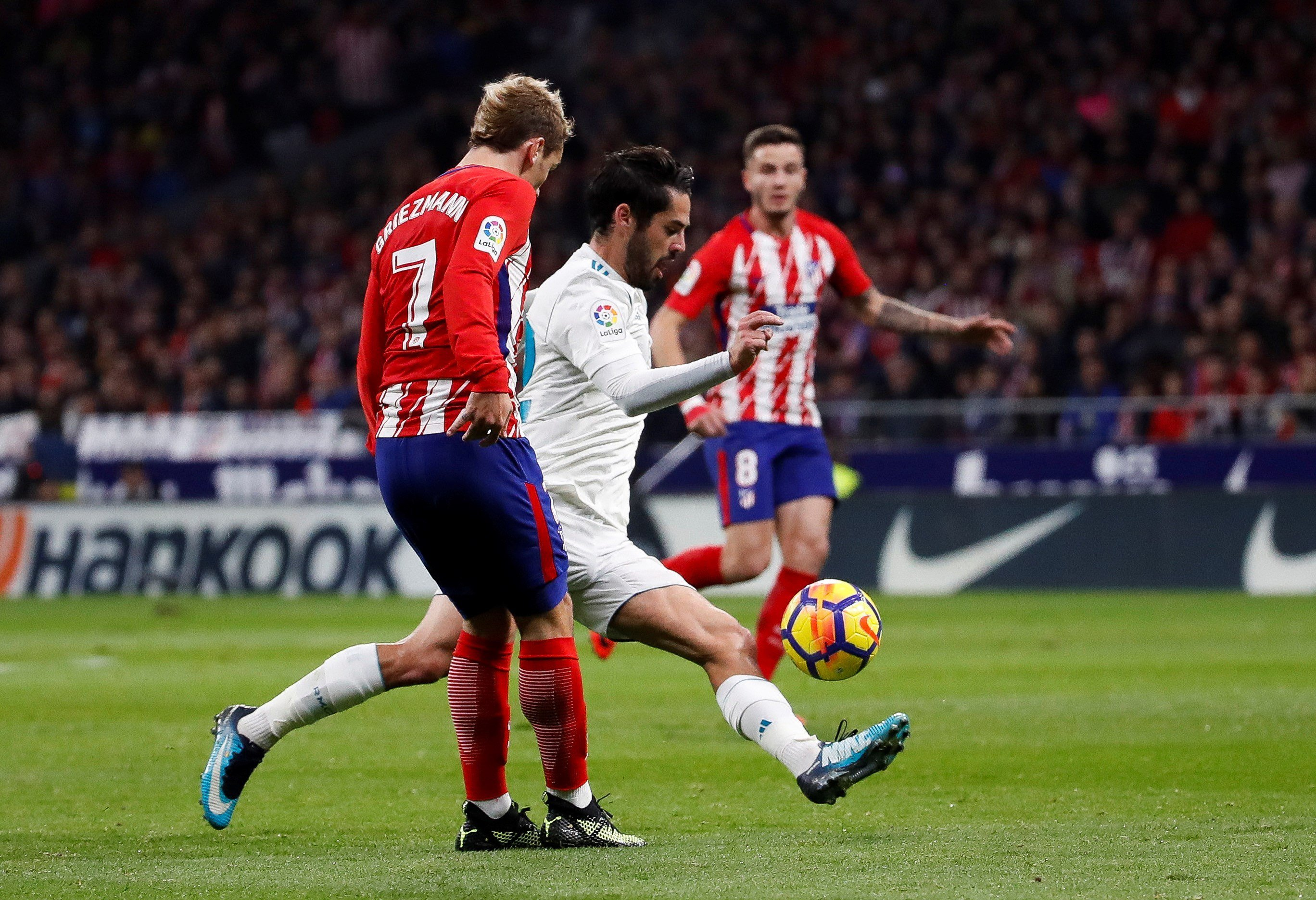 Atletic de Madrid Reial Madrid Isco Alarcon   EFE