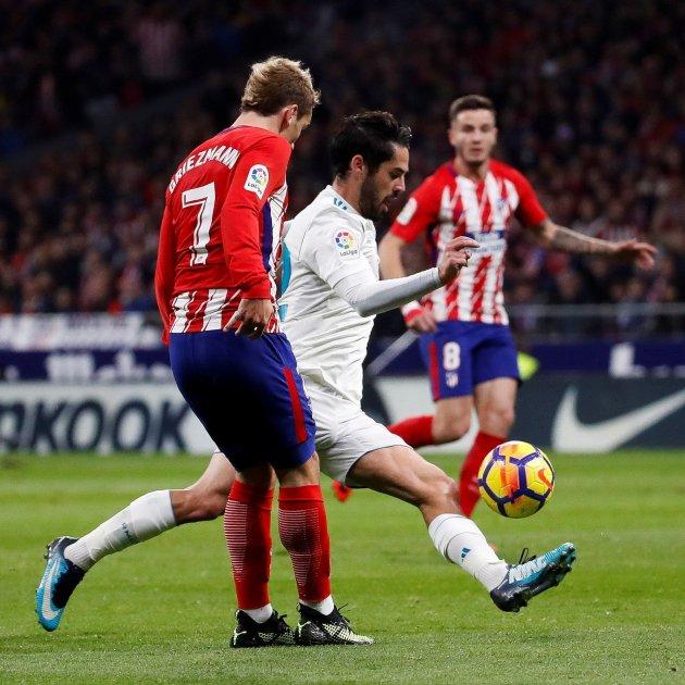 Atletic de Madrid Reial Madrid Isco Alarcon   EFE