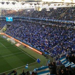 RCD Espanyol futbol estadi   Jordi Carne
