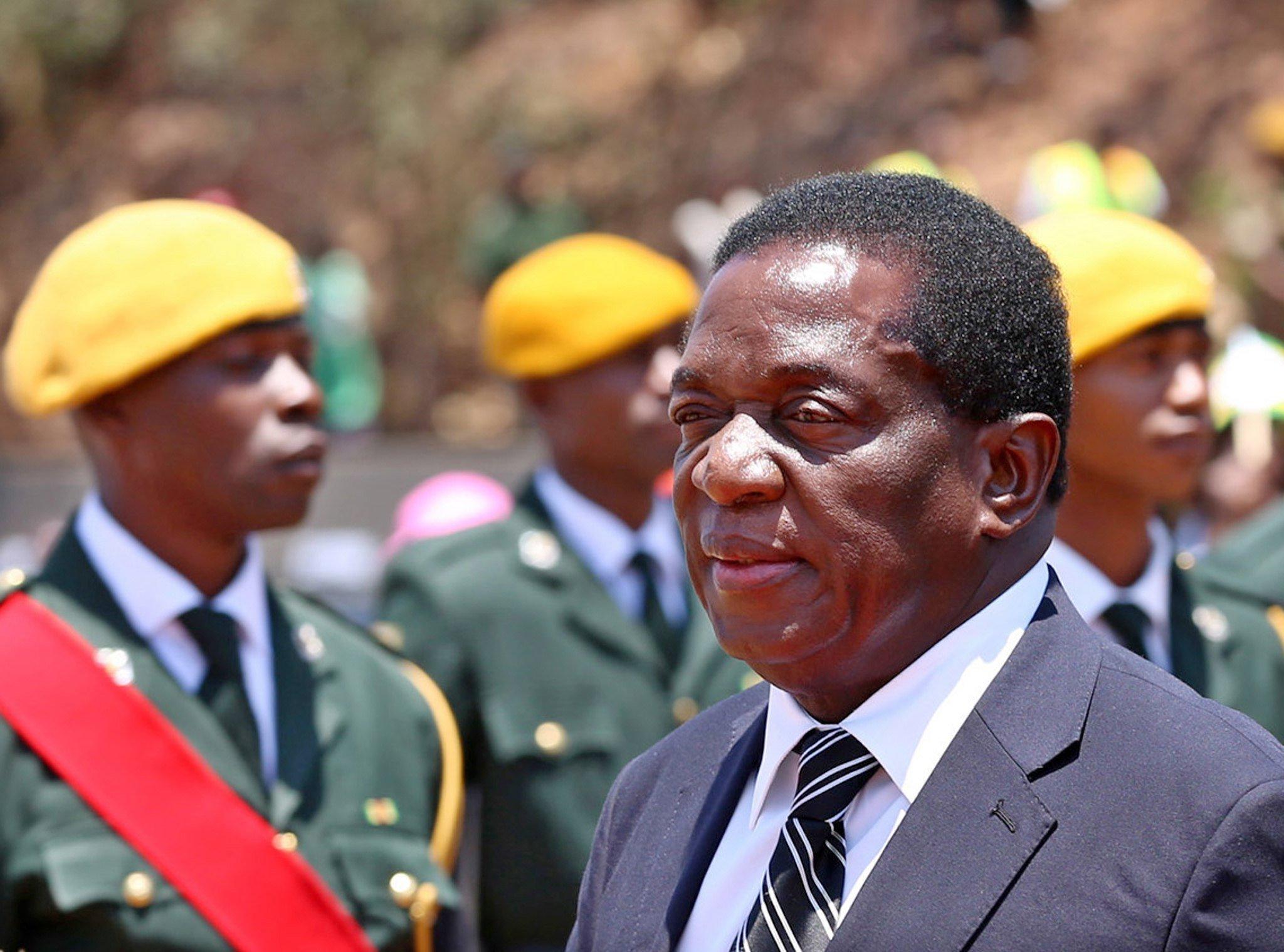 mugabe Zimbàbue