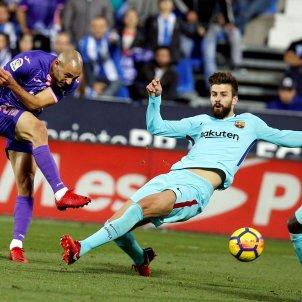 Gerard Piqué Barça Leganés Efe