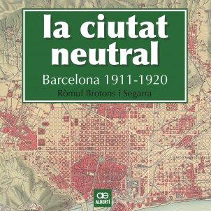 Portada del llibre 'La ciutat neutral'