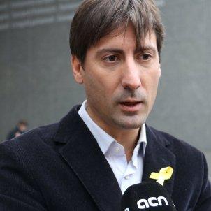 Eurodiputat Jordi Soler ERC Parlament Europeu - ACN