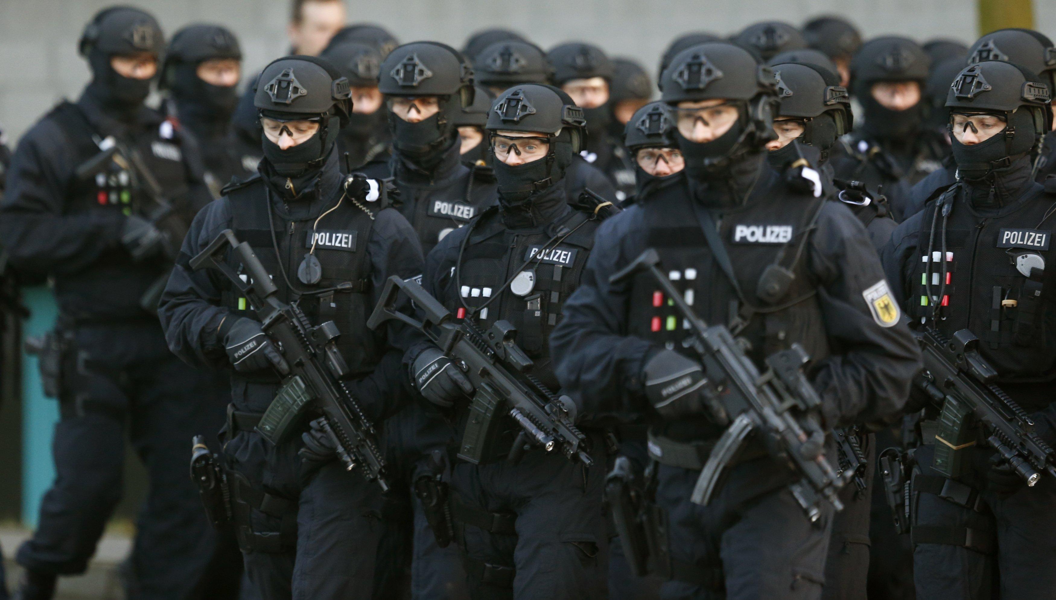 policia alemanya reuters