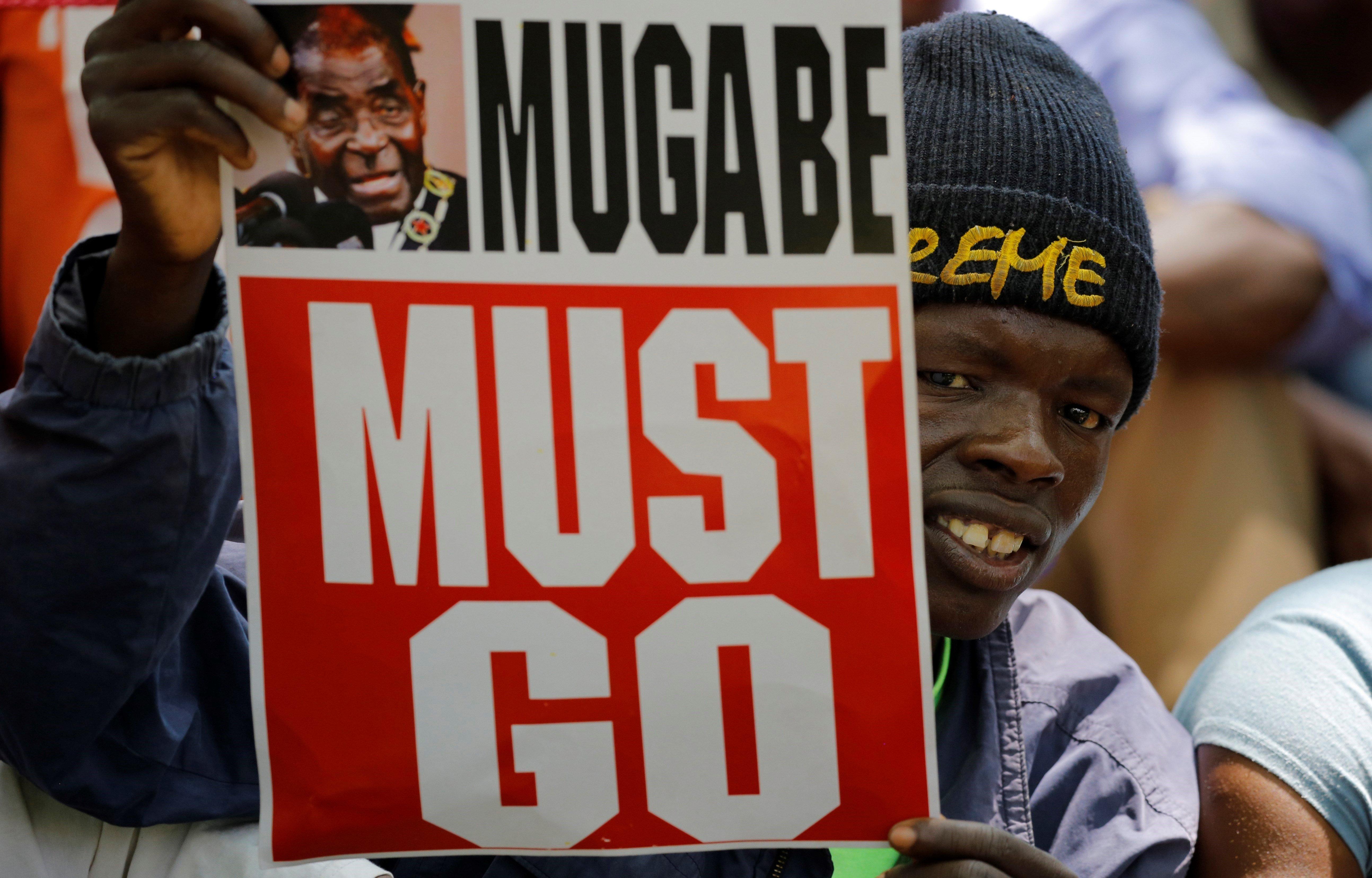 Zimbabwe Mugabe efe