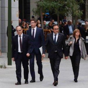 Consellers Audiència Nacional - EFE