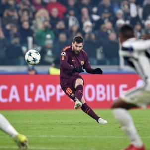 Leo Messi Champions Barça Juventus Turi   EFE