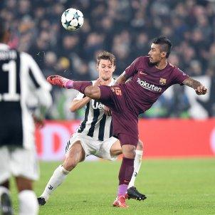 Paulinho Juventus Barça Efe