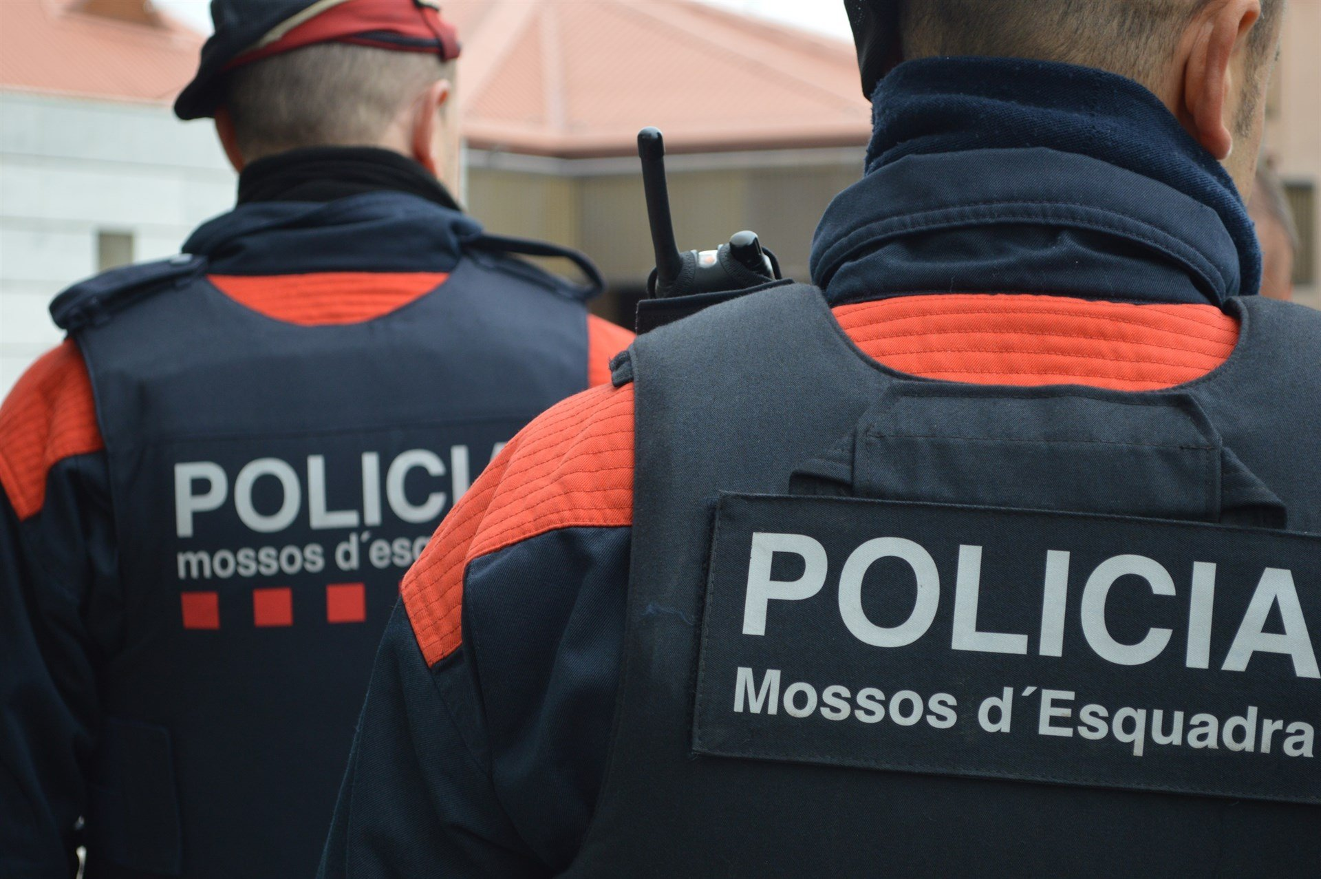 mossos violencia genere europa press
