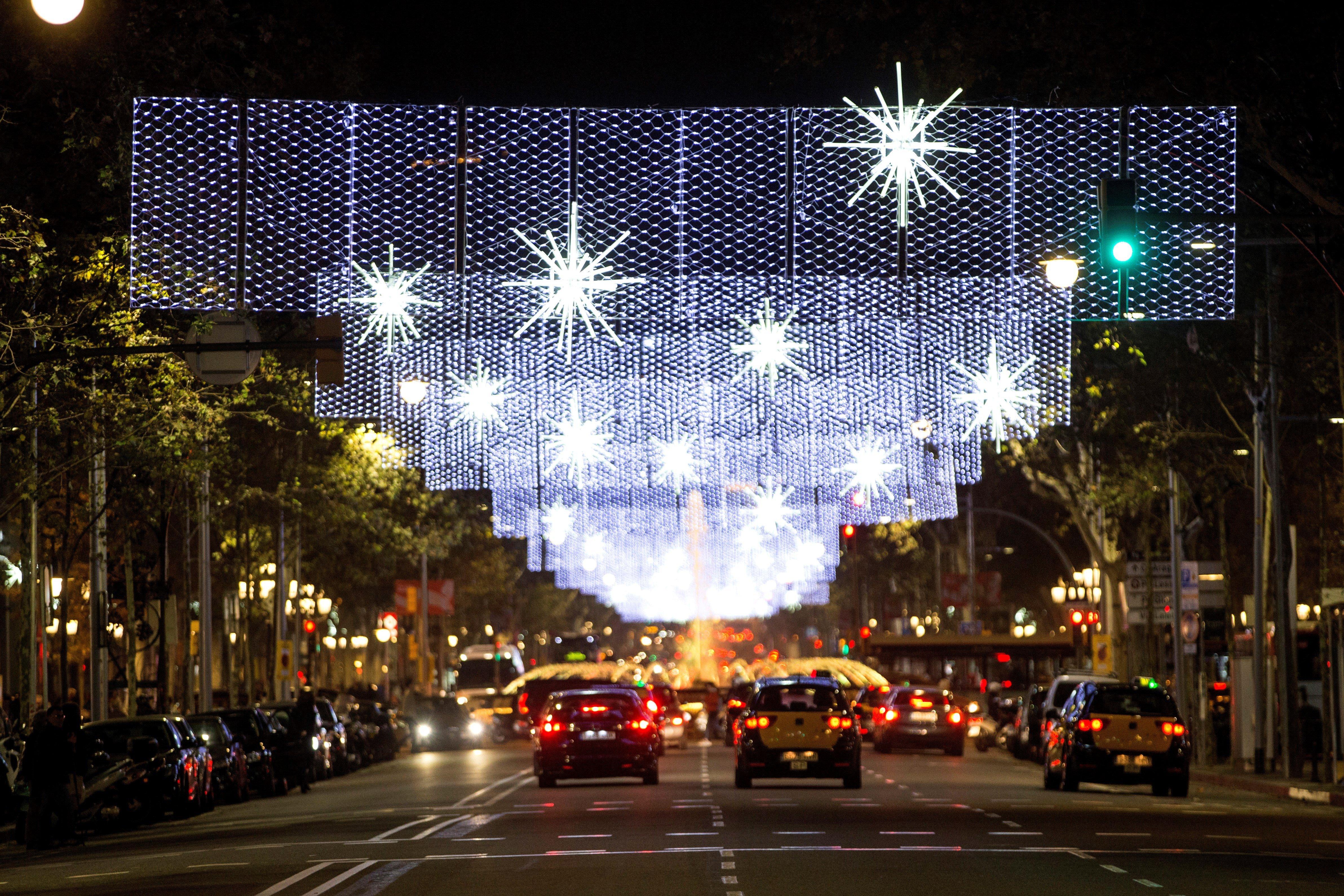 Llums Nadal Barcelona - EFE
