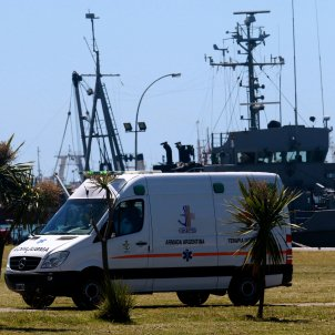 desaparició submarí argentina efe