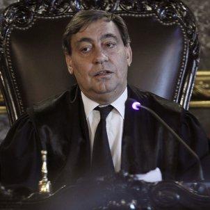 Julián Sánchez Melgar efe