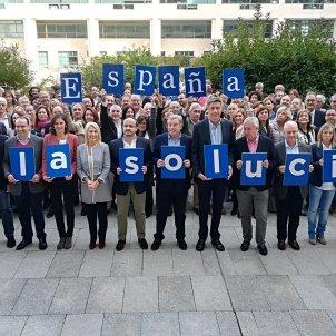 lema 21-D PP - Europa Press