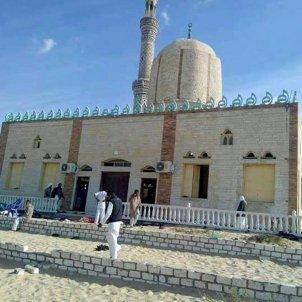 egipte mesquita sinai - efe