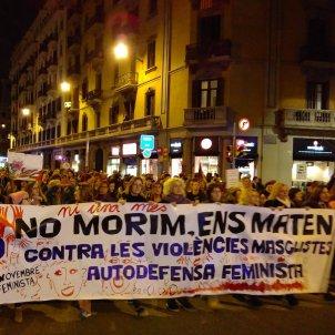 manifestacio masclisme violencia genere   europa press