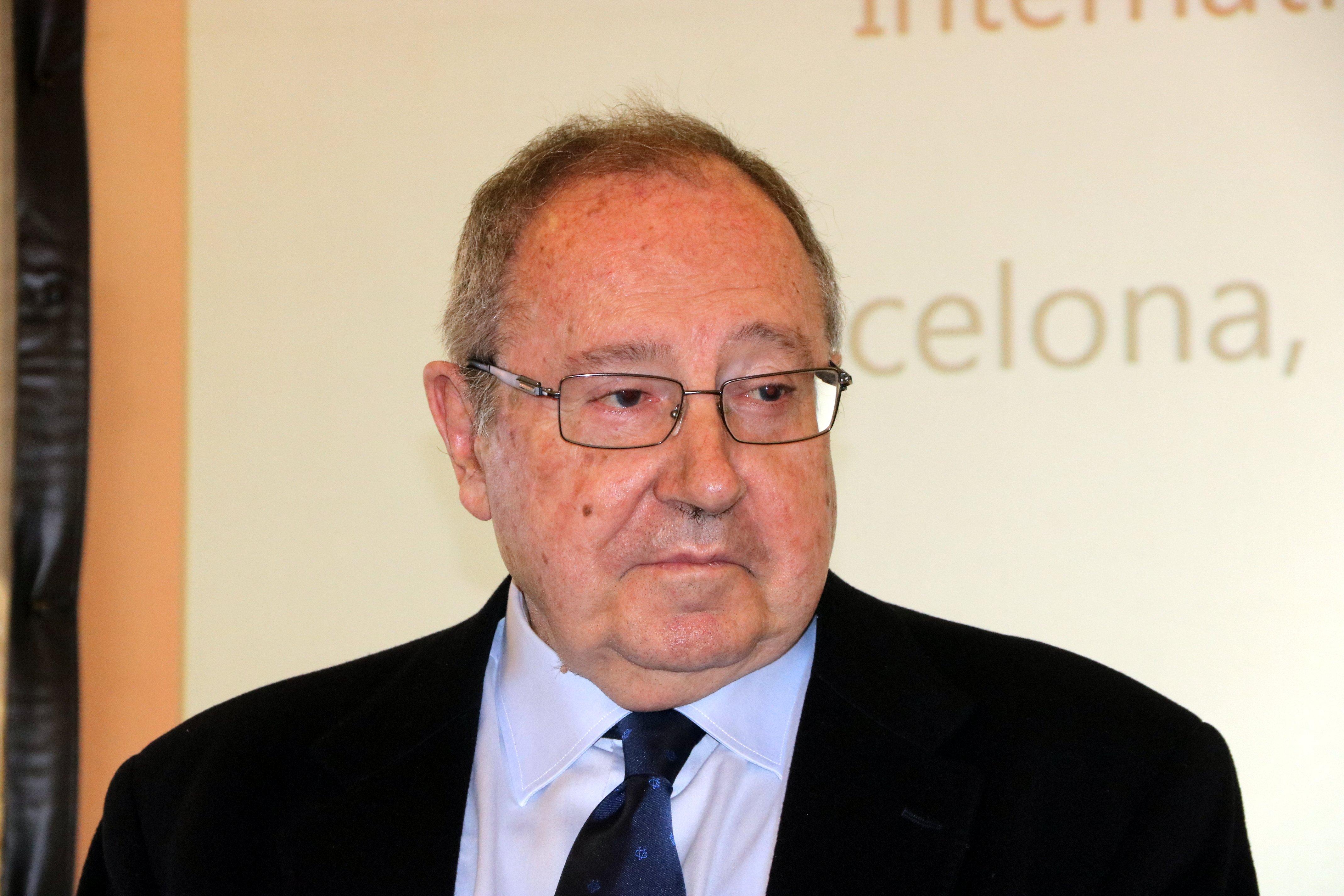 Josep Lluís Bonet / ACN